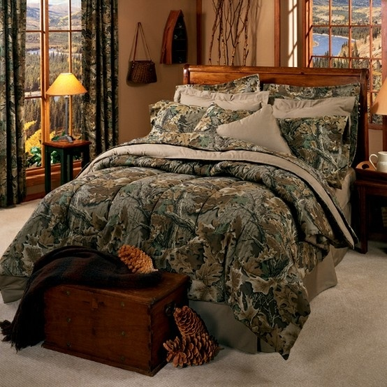realtree bedding camo and