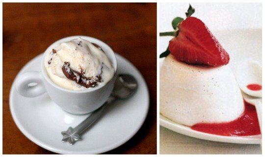 Cool and Tangy: 5 Crème Fraiche Desserts