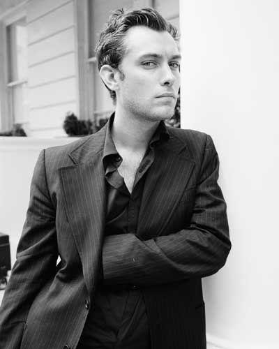 Jude Law | BLACK & WHITE | Pinterest Jude Law