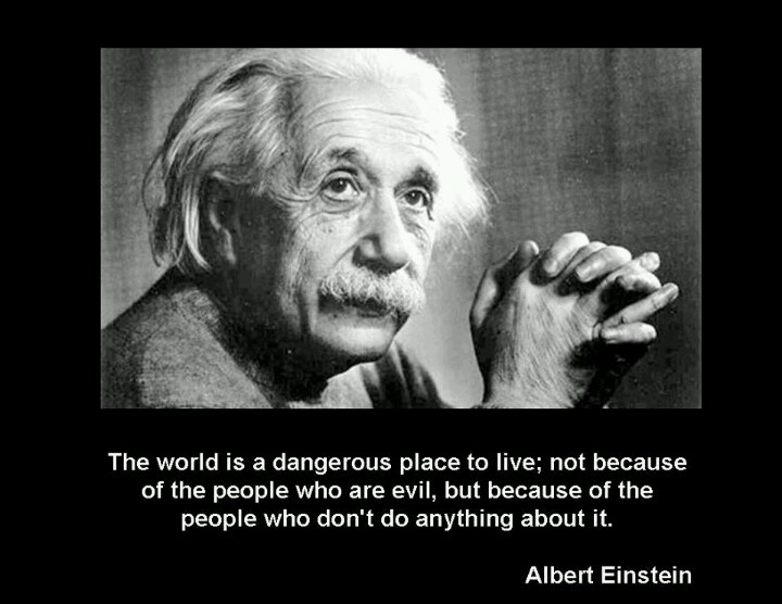 today s world is a dangerous place