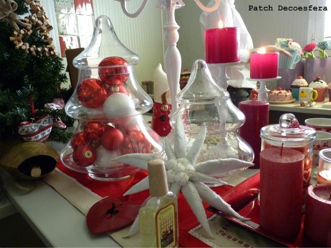 Telas Decoracion Mexico ~ Decoraci?n navide?a en rojo de Verdecora  El 25 de Desembre fum fum