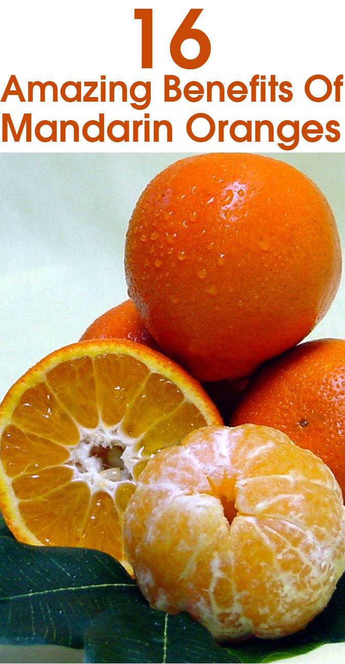 14 Amazing Benefits Of Mandarin Oranges For Skin, Hair And Health