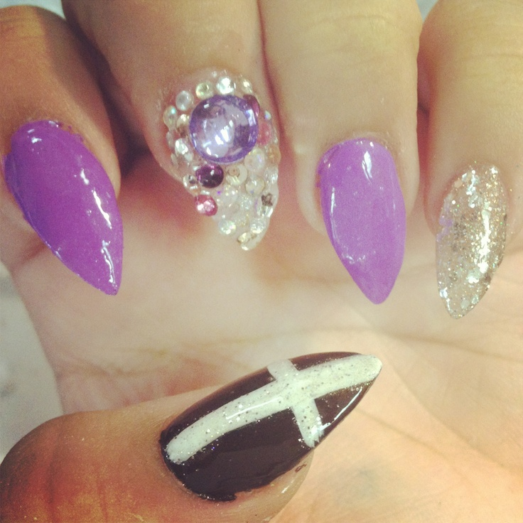 Perfect stiletto nails 736 x 736 · 167 kB · jpeg