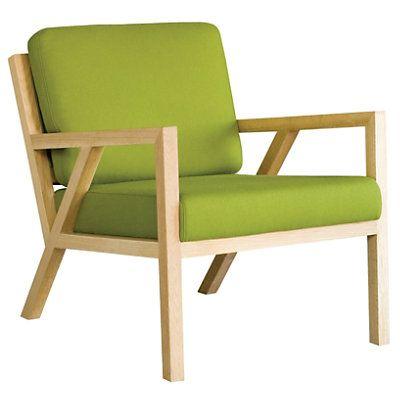 Truss Lounge Chair by Gus Modern