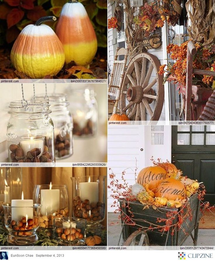 Fall Decorating Ideas On Pinterest Party Invitations Ideas