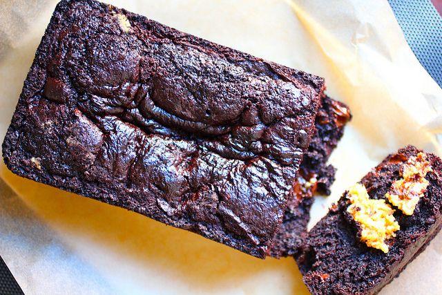 Double Chocolate Cakes