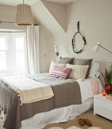 Cosy Winter Bedroom | photo Janis Nicolay | Sophie Burke Design | House & Home