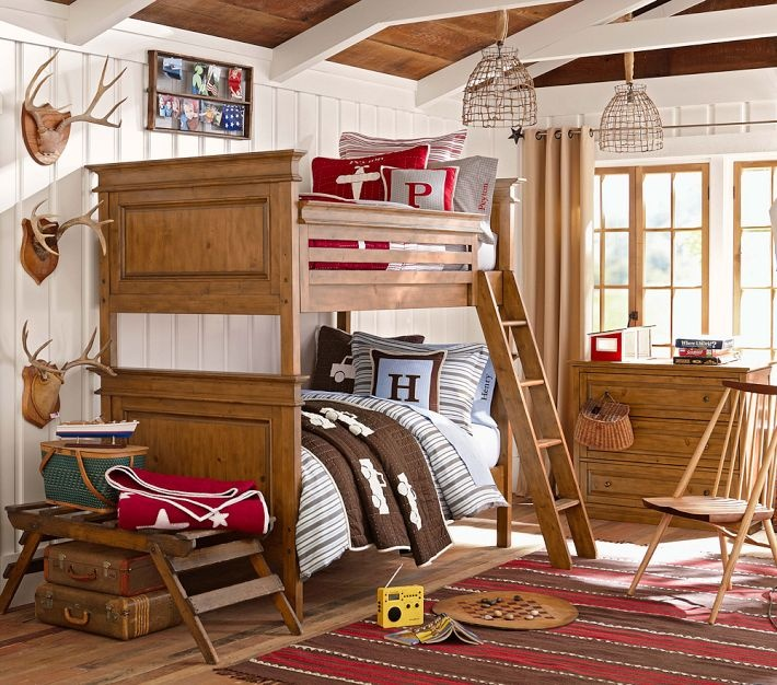 Pottery Barn Sommerset Bunk Bed Kiddos Pinterest