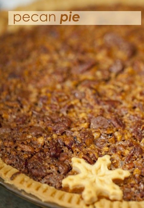 Classic pecan pie with a delicious chocolatey surprise! | bakery ...