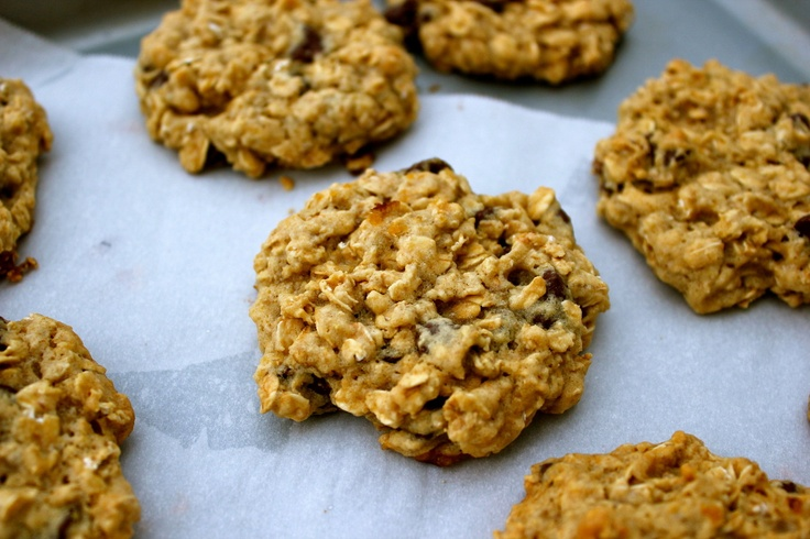 Low Fat Chewy Chocolate Chip Oatmeal Cookies Recipes — Dishmaps