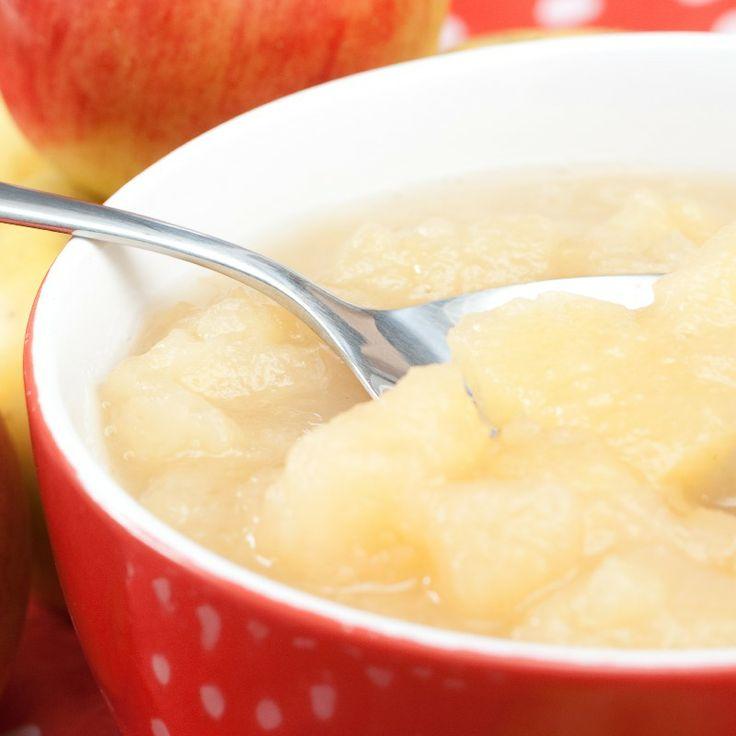 Sarah's Applesauce | KitchMe