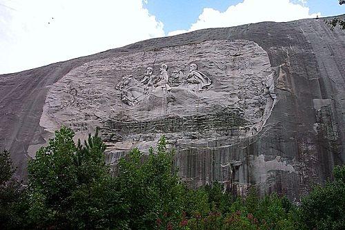 Stone mountain atlanta ga beautiful places in america