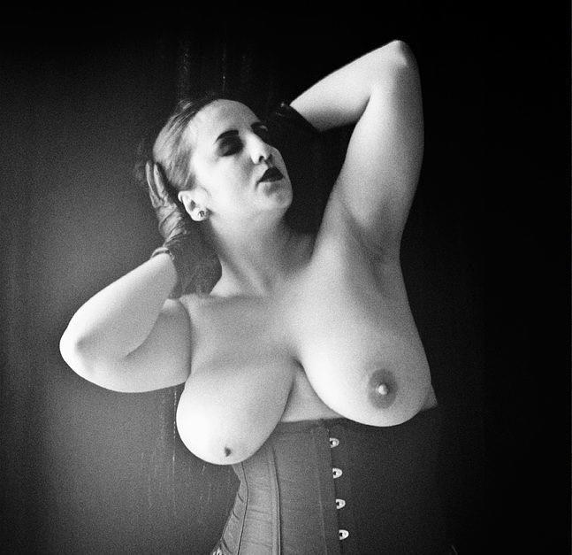 modeling portfolio Naked