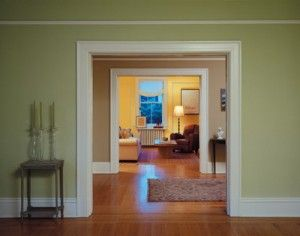 Contrasting wall colors for the home pinterest - Home interior wall color contrast ...