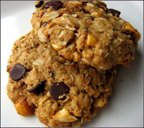 These cookies are relatively healthy! Especially if you substitute the ...