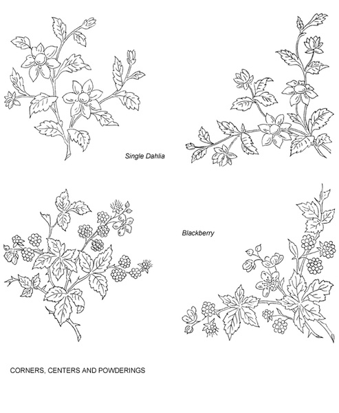Chinese Embroidery Flowers Designs  Embroidery Sewing
