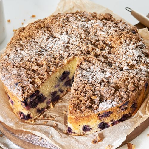 Blueberry Coffee Cake | Delicious, Delightful, Deadly | Pinterest