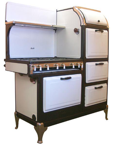 magic chef retro gas antique cook stove old kitchen