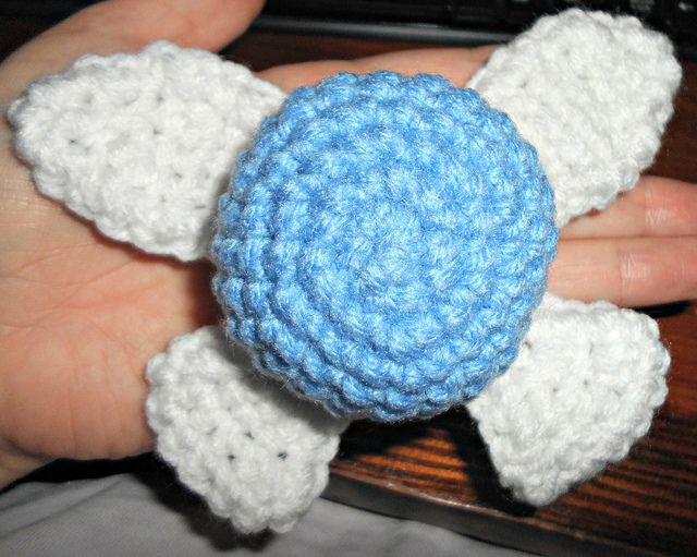 legend of zelda crochet patterns Navi Fairy from Legend of Zelda ...