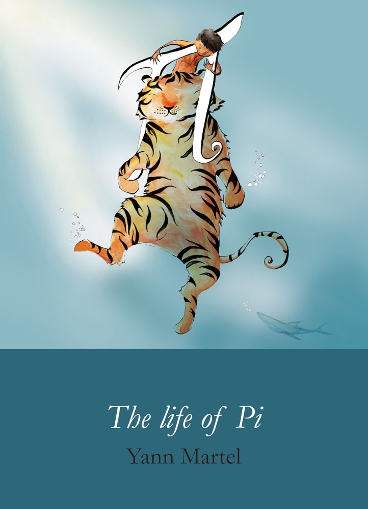 The Life of Pi Book CoverLife Of Pi Book