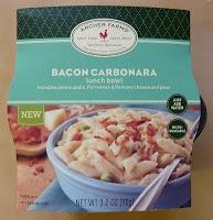 Archer Farms Bacon Carbonara Lunch Bowl | food!!!!! | Pinterest