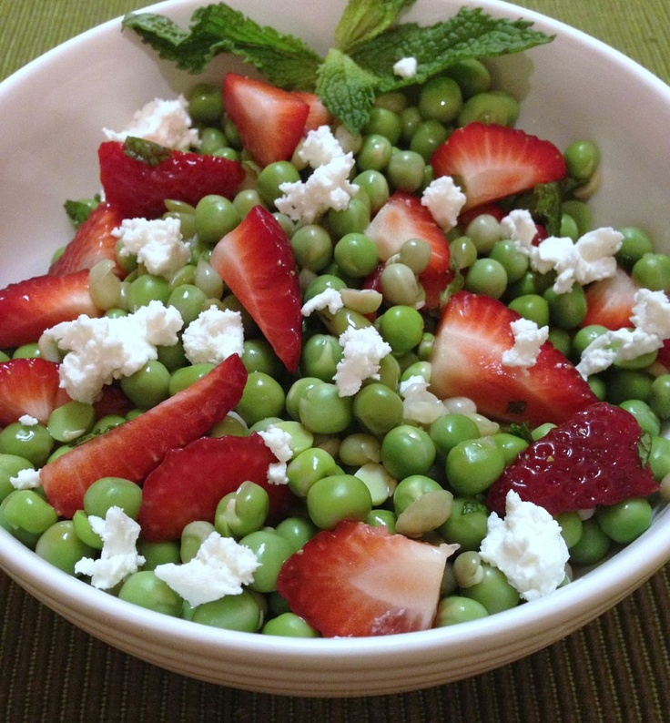 Pin by Jennifer Campbell on Healthy Salads and Snacks | Pinterest
