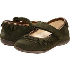 Primigi shoes in green suede