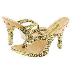 Akademiks Shoes | Akademiks Keia Green | Overstock.com