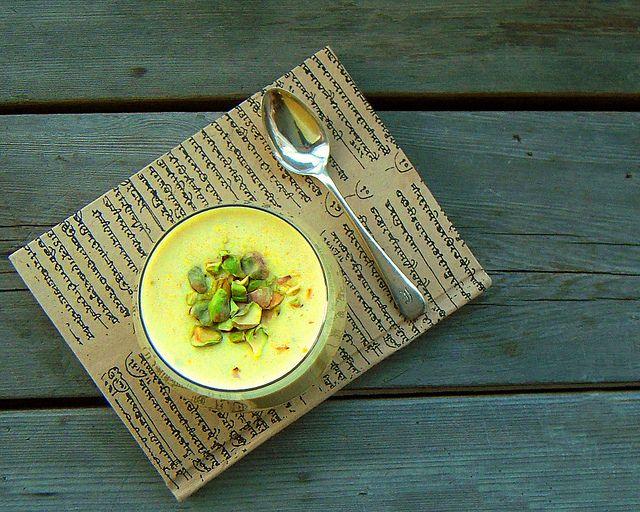Phirni (Creamy Indian Rice Pudding)