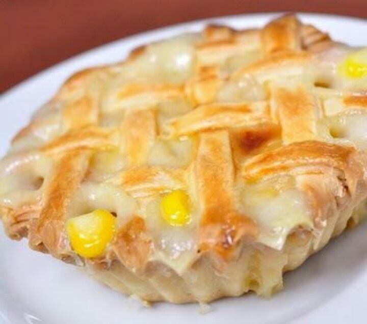 corn pie | Recipes | Pinterest