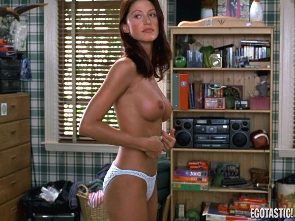 American pie shannon elizabeth nude scene