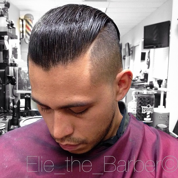 Gallery For Pomade Hairstyles