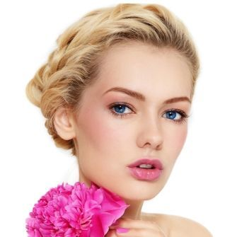 pretty little girl hairstyles : Pool party attire hairstyle Hair and Make-Up Pinterest