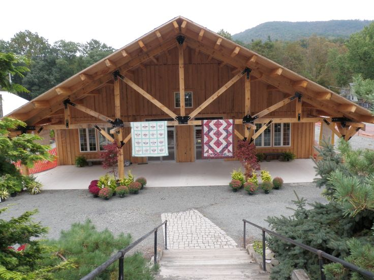 The Cabin Airing Of The Quilts Cabin Pinterest