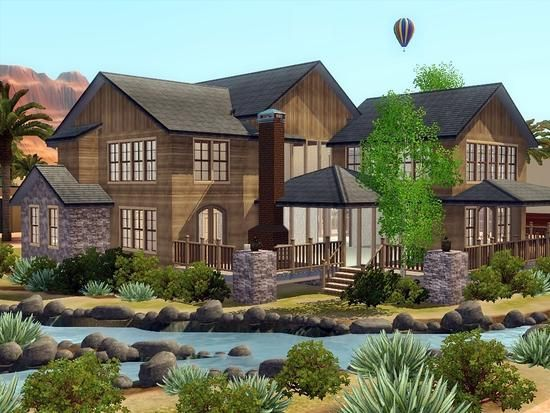 Sims 3 House The Sims Ideas Pinterest