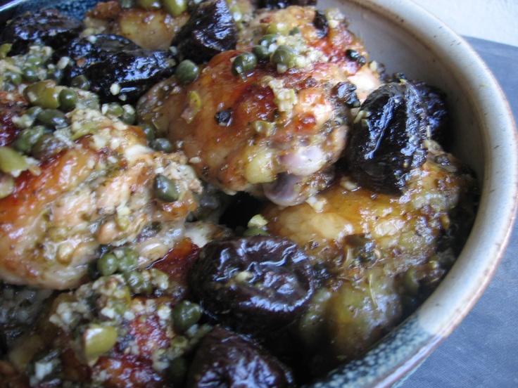 Chicken Marbella | Fowl That'll Make You Howl | Pinterest