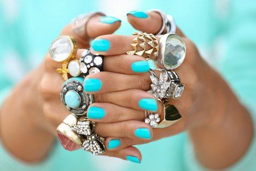 just want a bright/neon aqua blue/turquoise polish! :]