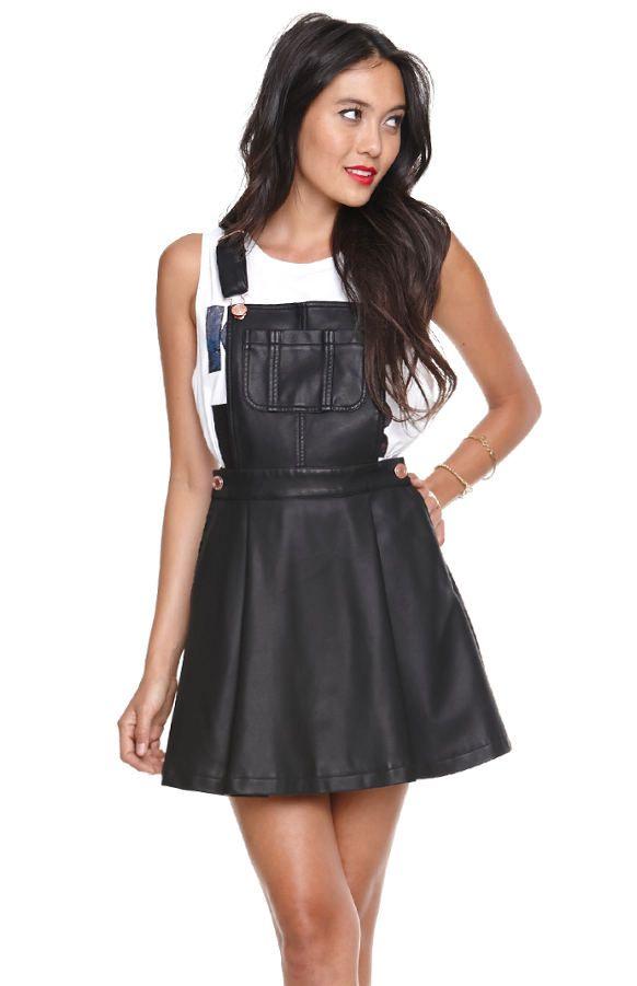 Overalls Skirt 32