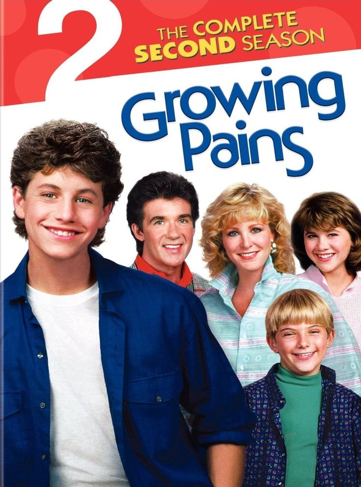 Growing pains the complete second season c 2011 warner home video