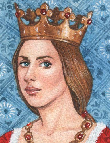 Mark Satchwill: Margaret Of Anjou