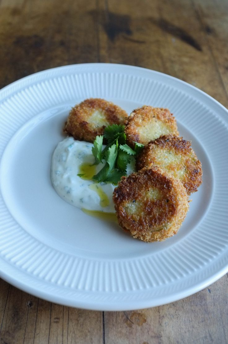 TALKIN' SNACK | Fried Green Tomatoes…with Tomatillos and a...