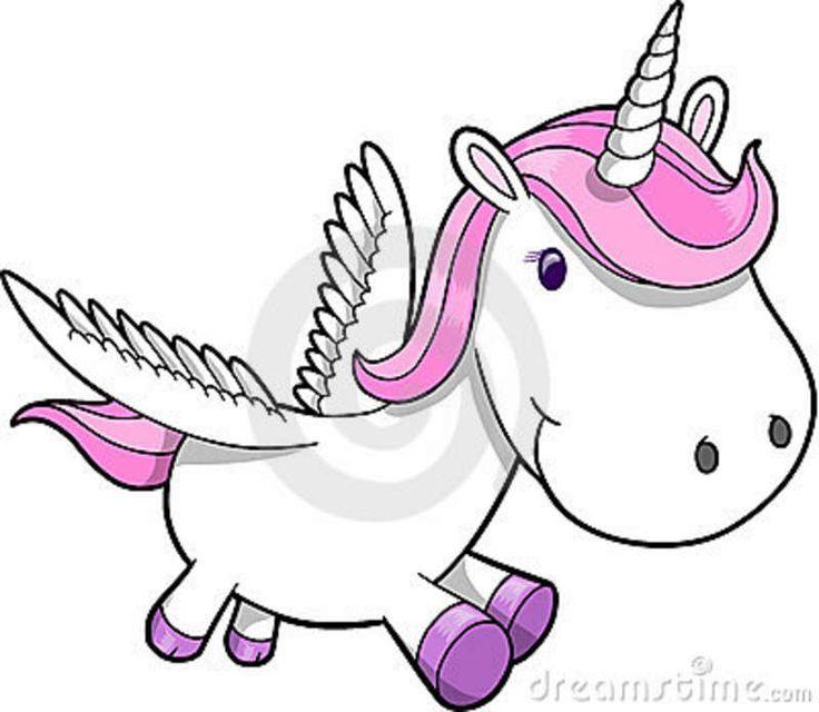Cute pegasus unicorn   Cryptozoology and Mythic Creatures   Pinterest