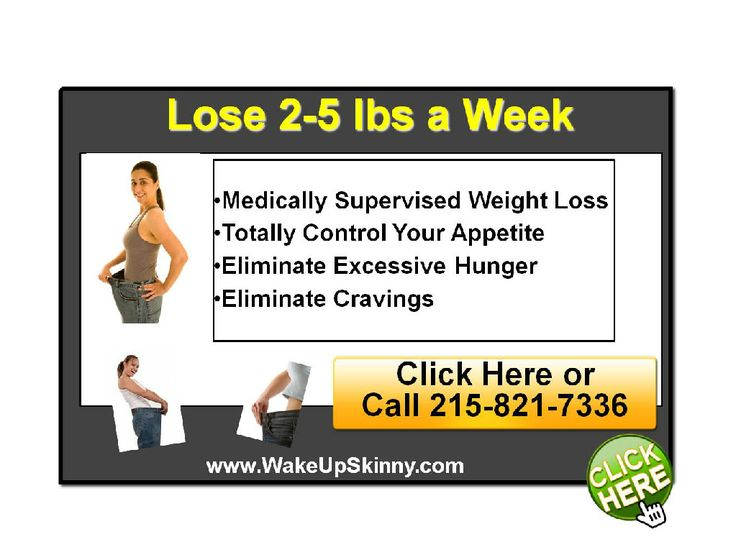Lose 2-5 lbs Per Week - Quick Start Weight Loss Program - All For Only ...
