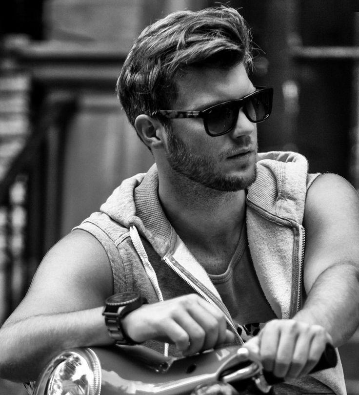 German model Florian Schacken. | Fashion | Pinterest