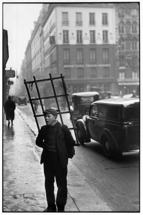 Paris, 1951, photo by Henri Cartier-Bresson © Henri Cartier-Bresson/Magnum Photos