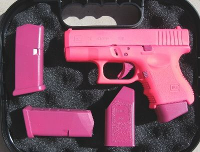 pink glock...AWESOME!