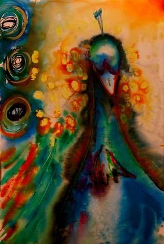 #peacocks