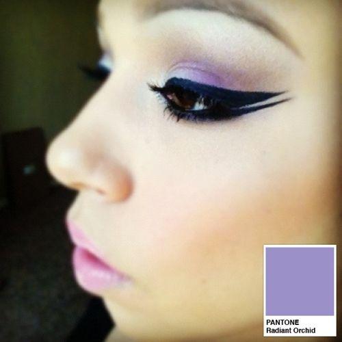 Double Winged Eyeliner Tumblr