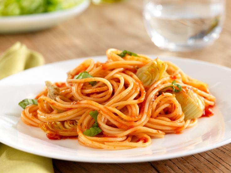 Spaghetti With Marinara Sauce Recipes — Dishmaps