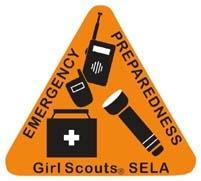 Emergency preparedness girl scouts